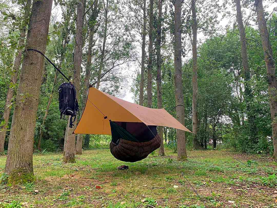Tent Camping Sites in Hythe, Kent