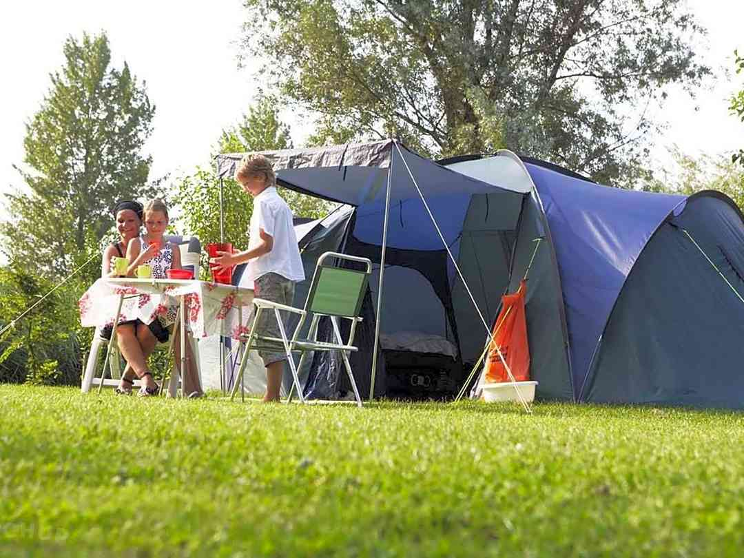 Low Cost Camping in Amsterdam