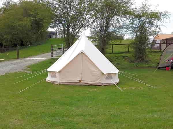 Brook House Farm Camping and Caravan Site, Shrewsbury