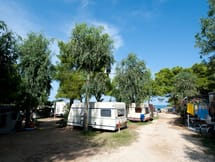Camping hook up Europa
