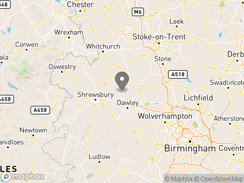 Location of wrekin_forest_events_camping