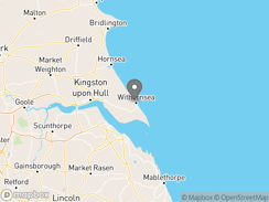 Location of withernsea-sands-holiday-park