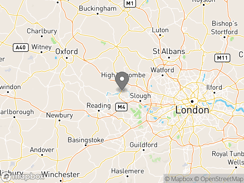 Location of longridge-marlow-glamping