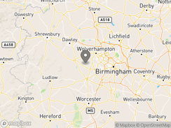 Location of glamping-west-midlands