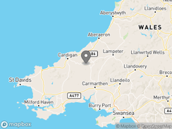 Location of afon_teifi_caravan_camping