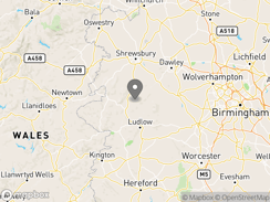 Location of oaklands_leisure_and_fishery