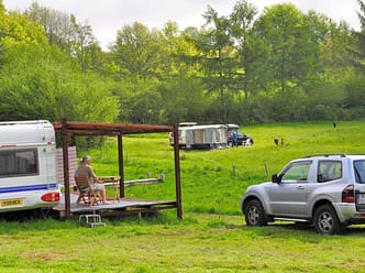 Guillerin Caravan and Glamping