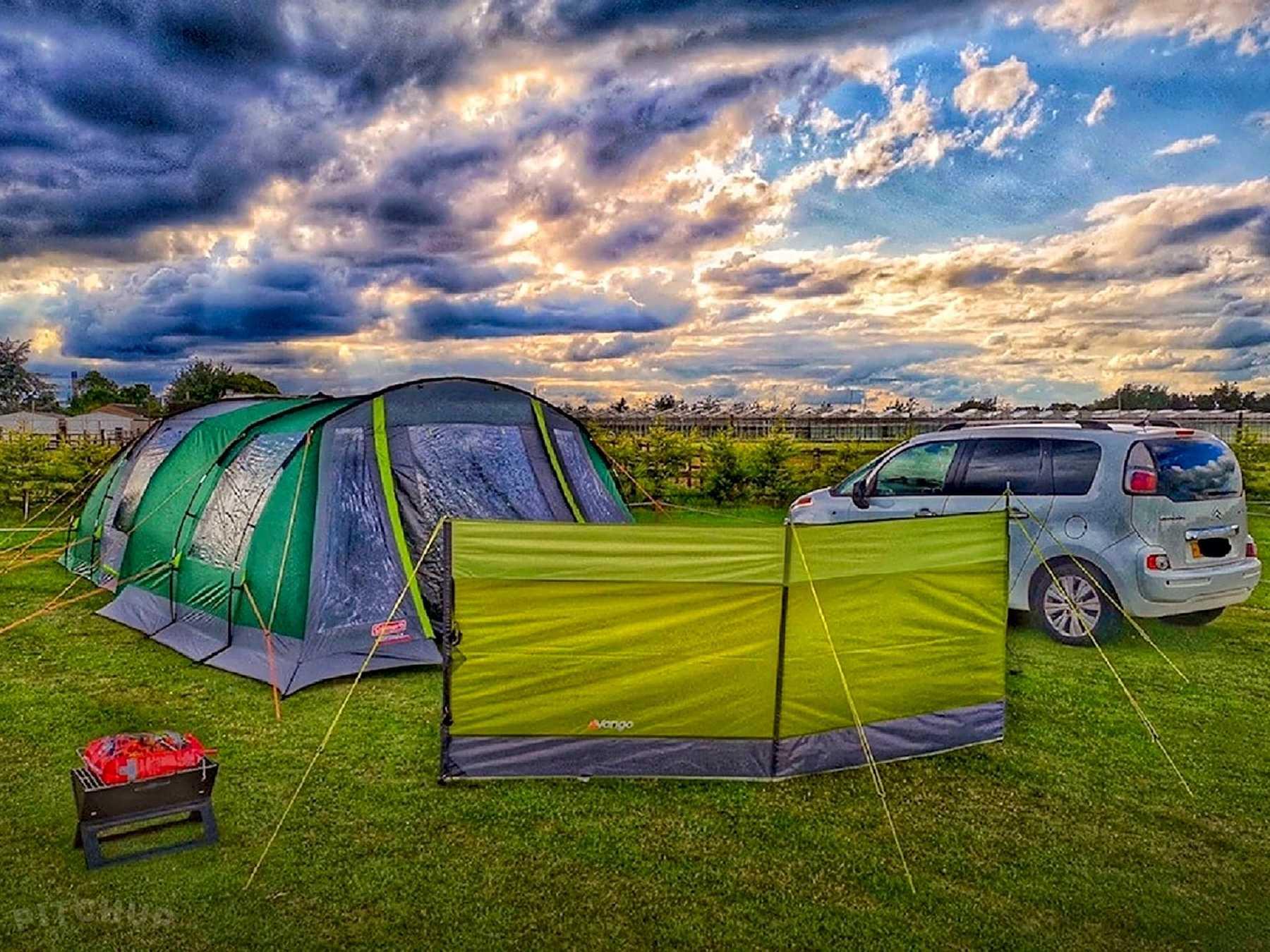 Apple Blossom Caravan and Camping Park, Goole Oppdaterte