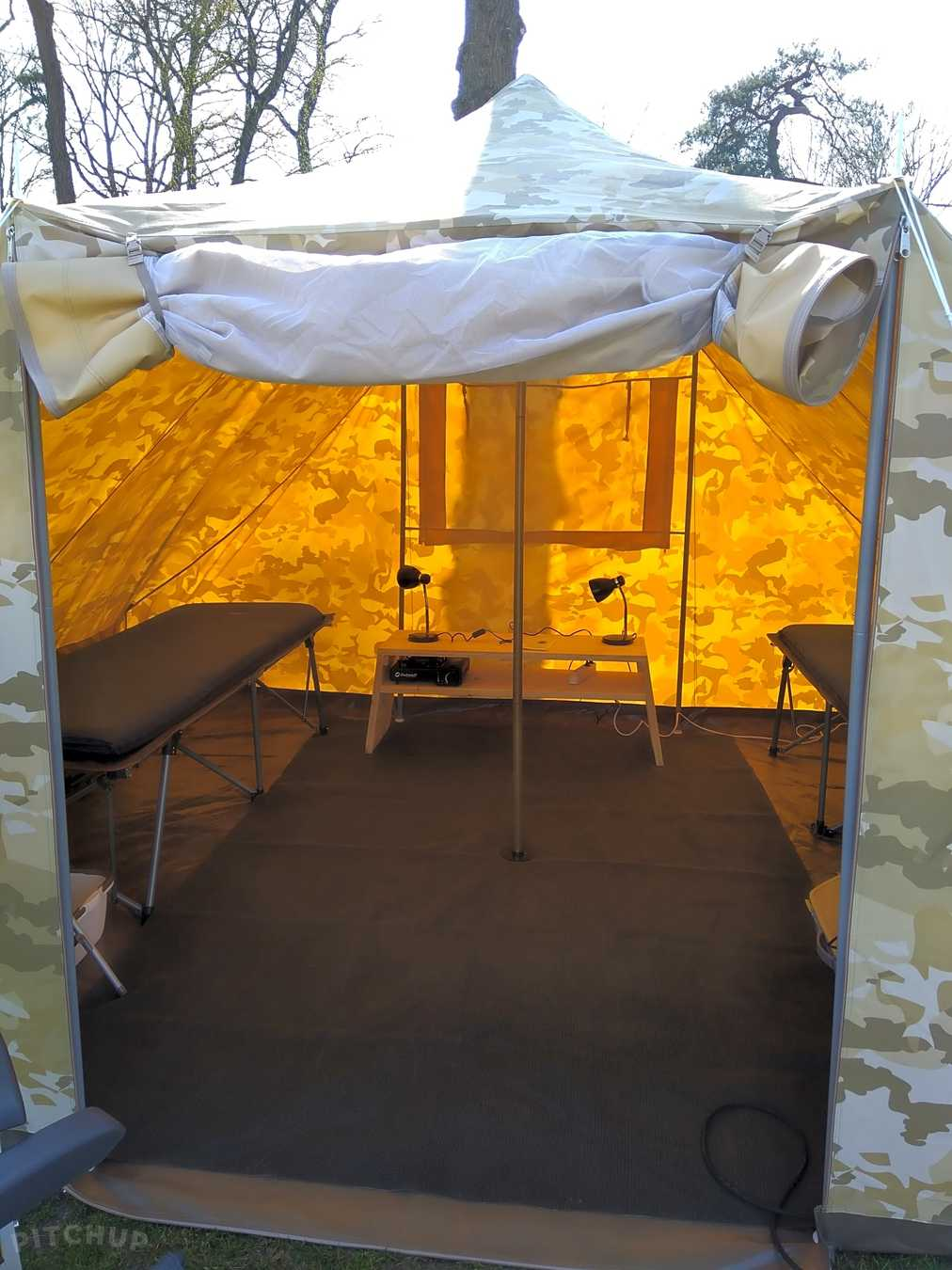 Tent OK at Camping Den Blanken, Neede Pitchup®