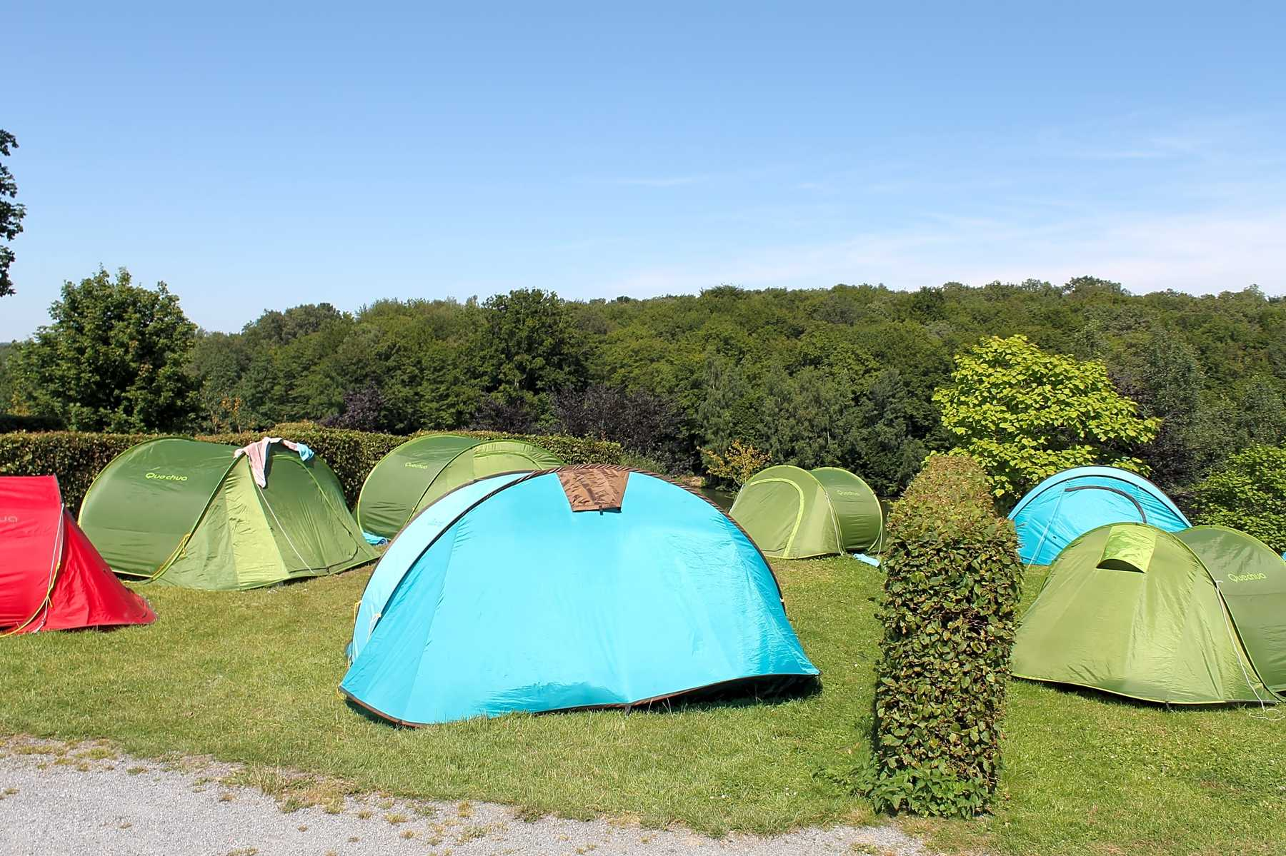 13 Campsites in Charleville Mezieres, Champagne Ardenne