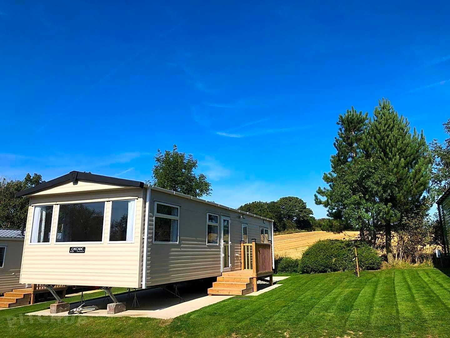 Strawberry Hill Farm Caravan and Camping Park, Co. Durham   Pitchup®
