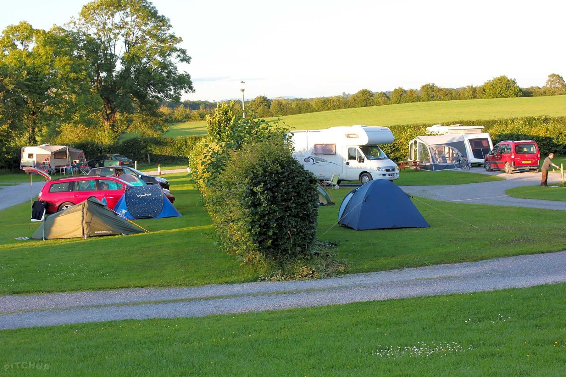 Camping Sites - Teagasc