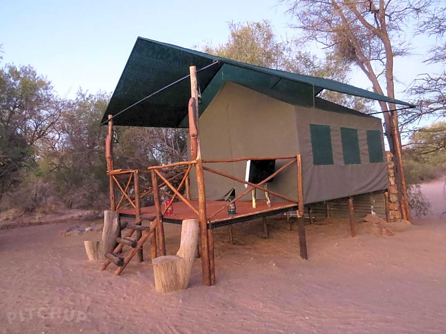 Spitzkoppe Tented Camp, Spitzkoppe