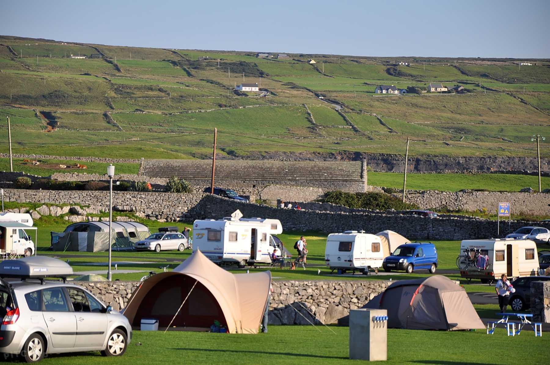 OHallorans Caravan and Camping Park - TripAdvisor
