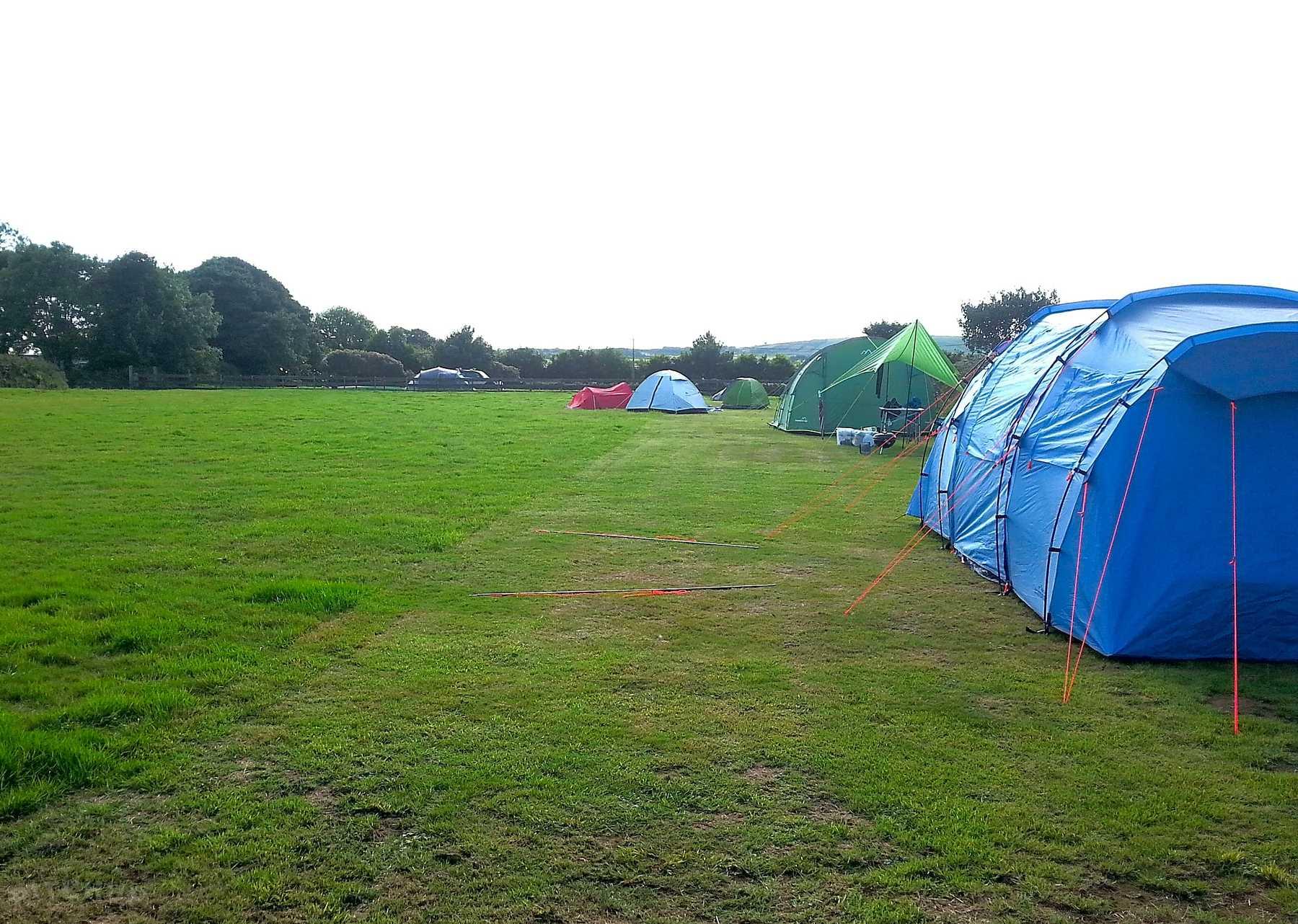 Granary Barn Camping, Helston Oppdaterte priser for 2020