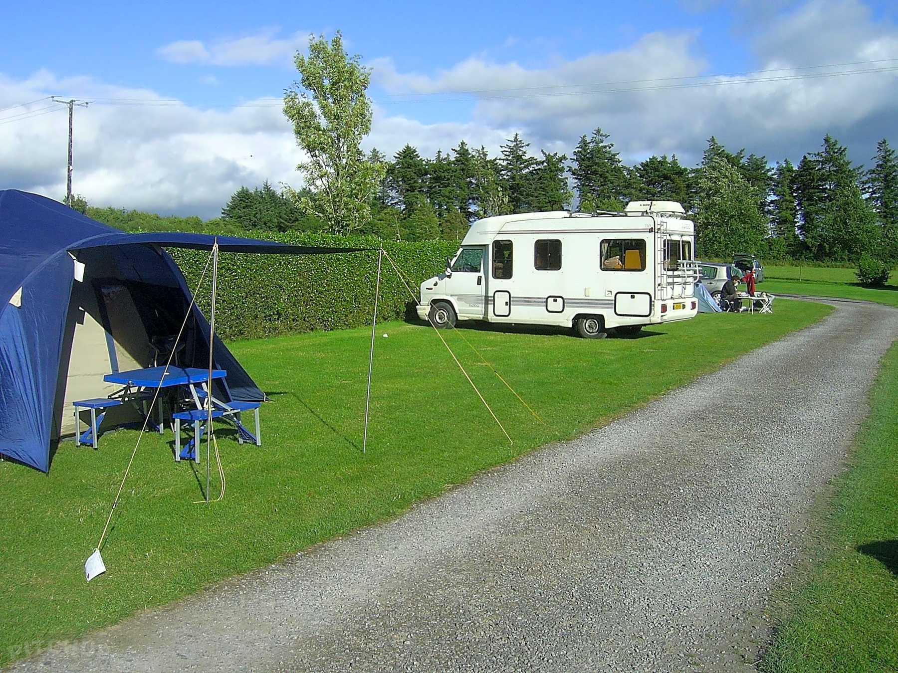 Campgrounds and RV parks in Republic of Ireland - Pitchup