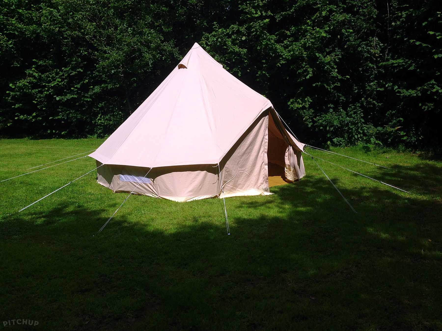 Best Glamping in Ashbourne 2020 from 49.49 - Book 7