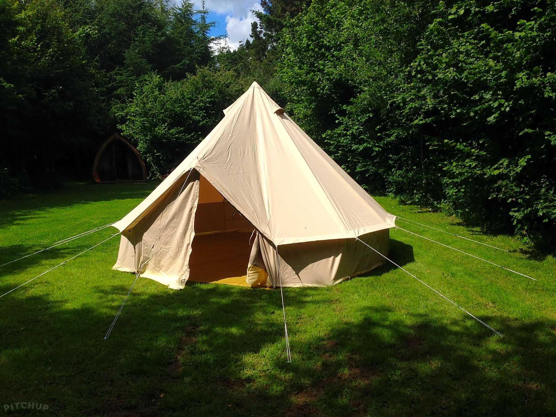 Find Cheap Tent Camping Sites in Derby, Derbyshire - Pitchup