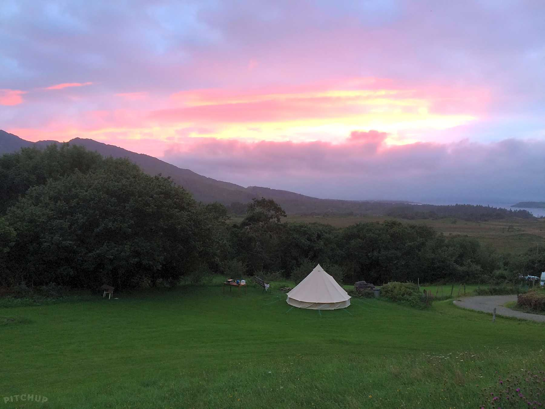 Kenmare Motorhome Campsite Review - Motorhome confx.co.uk