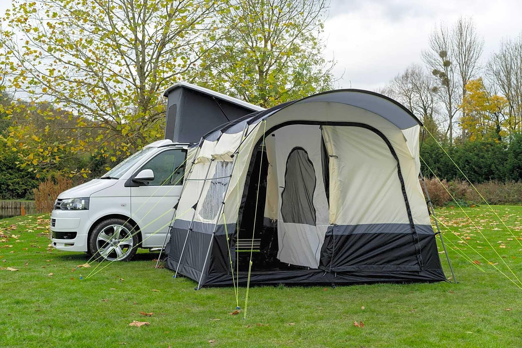 Wild Camping Motorhome Craic