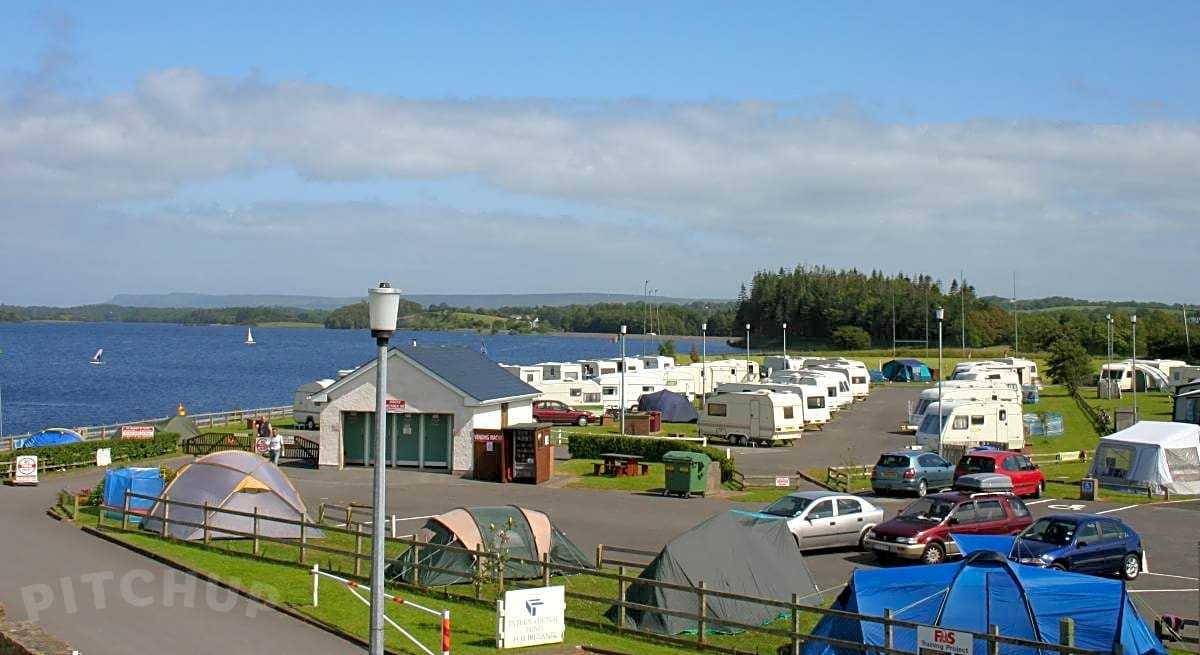 The Green Guide, Caravan and Camping Parks in Ireland