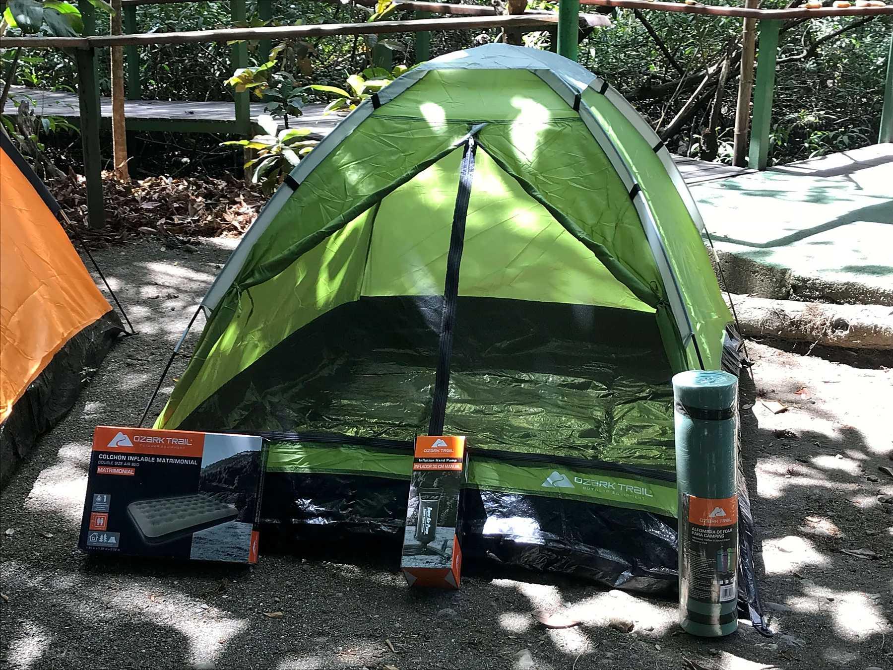 Health | Tent, Ozark trail, Cabin homes