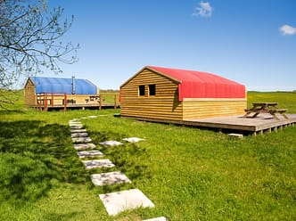 Hill View Glamping