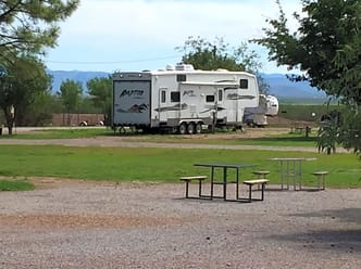 RV and travel trailer sites