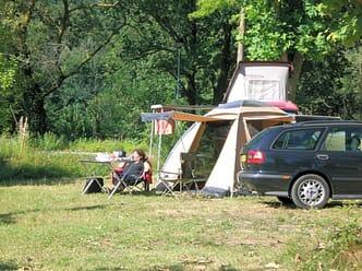 volledige aansluiting camping in Michigan