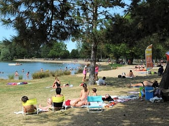 Camping Le Rochat Belle-Isle