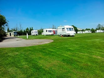 Hill Pond Caravan and Camping Park