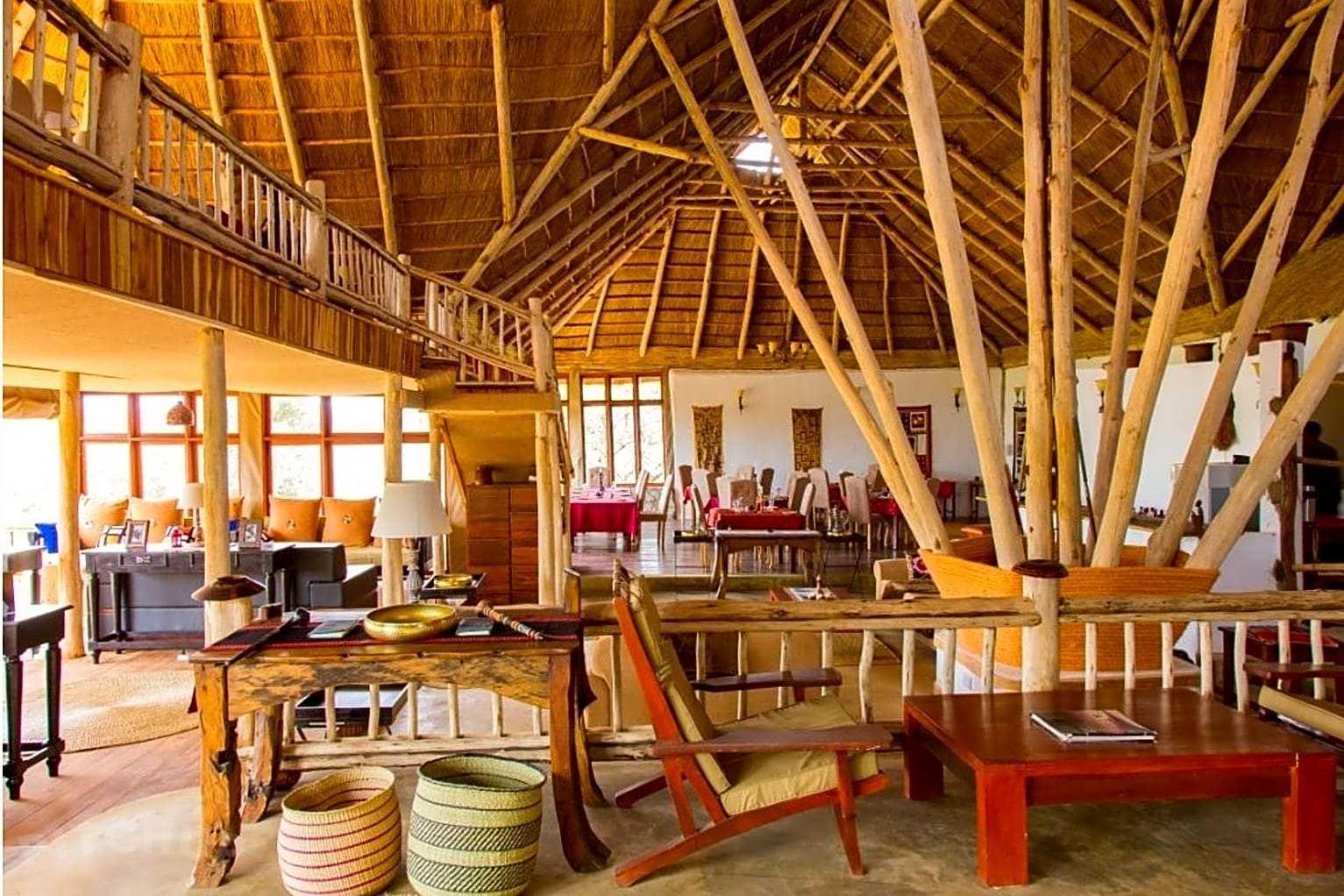 Ngorongoro forest tented lodge 36