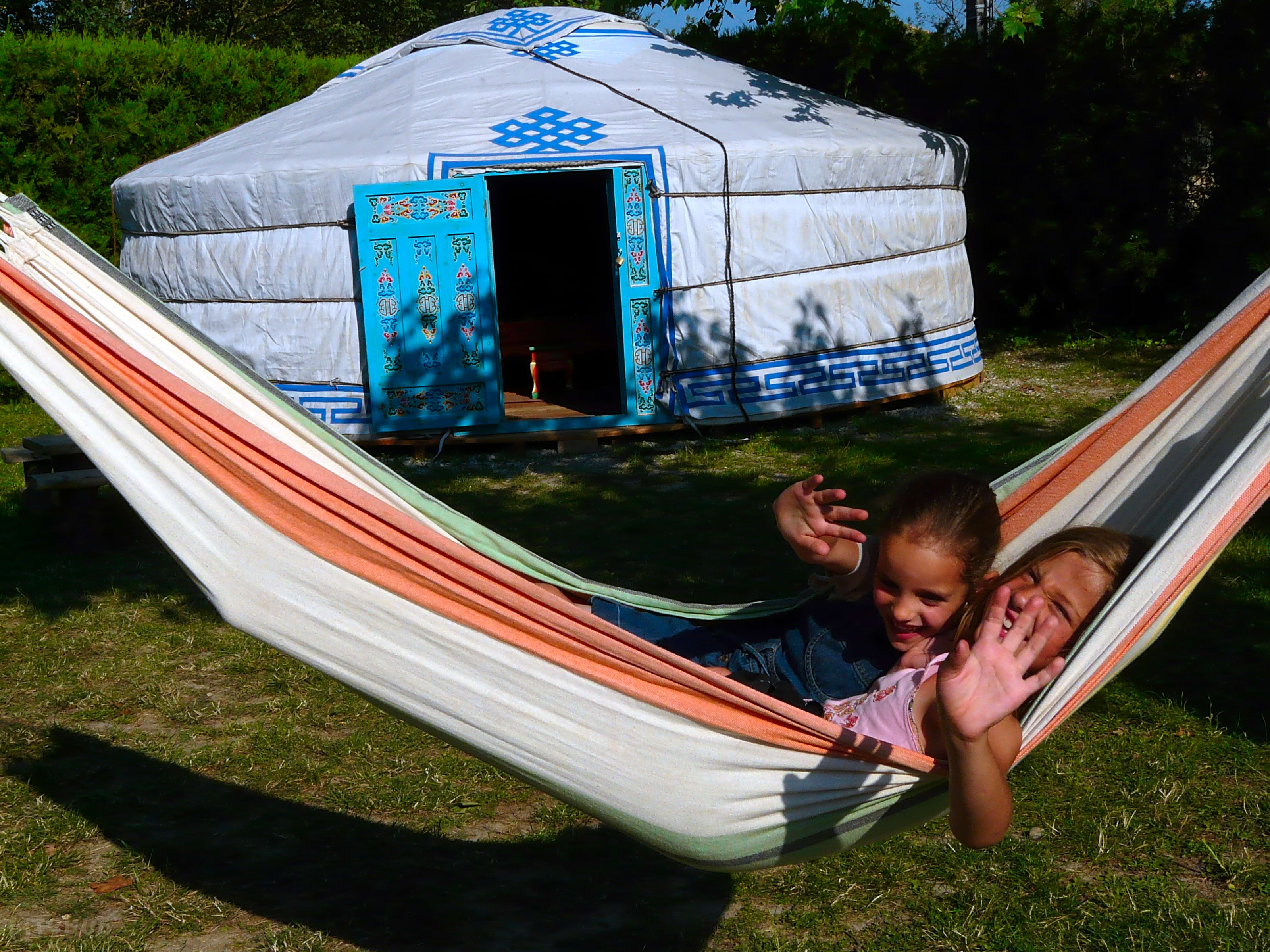 camping la sorguette tente lodge