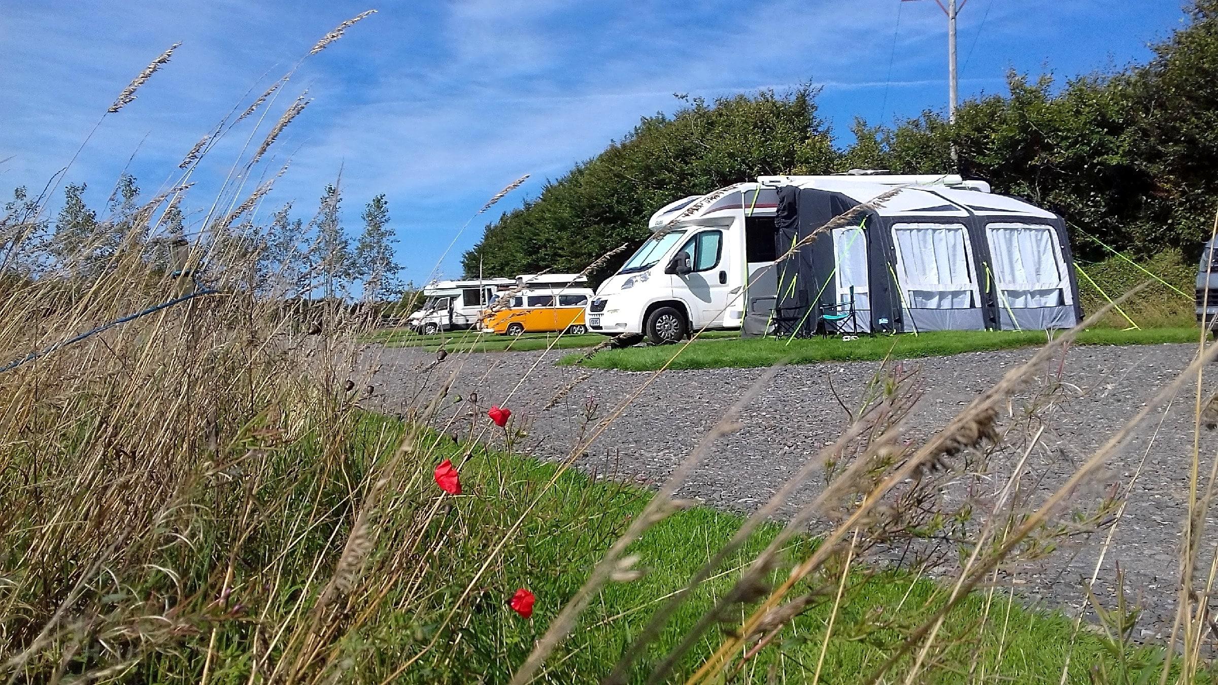 Devon Banks Caravan And Camping Park Barnstaple England