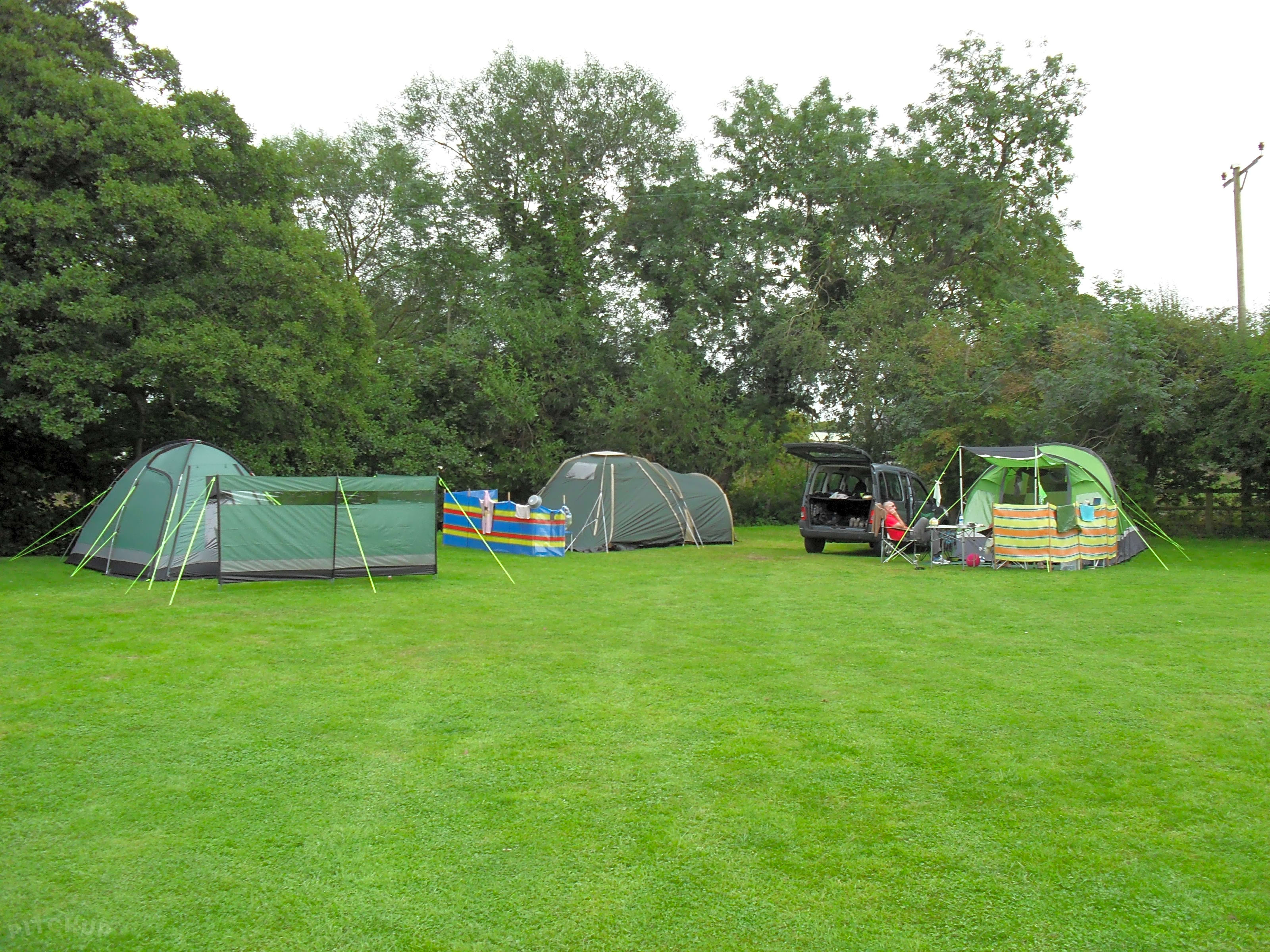 Camping club home motor swinger
