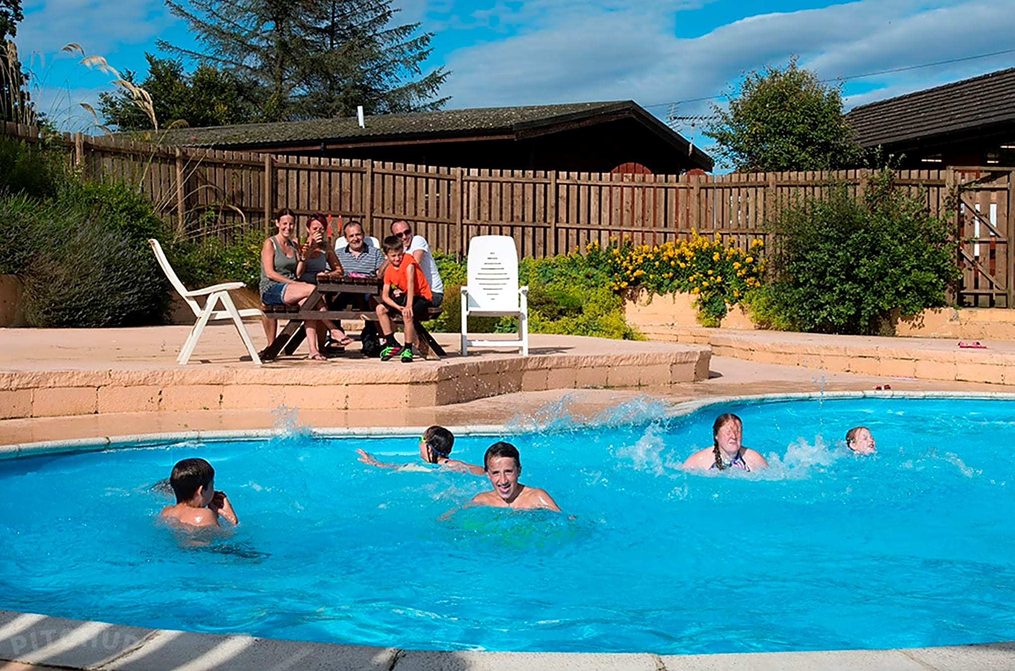 Barlochan holiday park castle douglas updated 2019 - Swimming pools in dumfries and galloway ...
