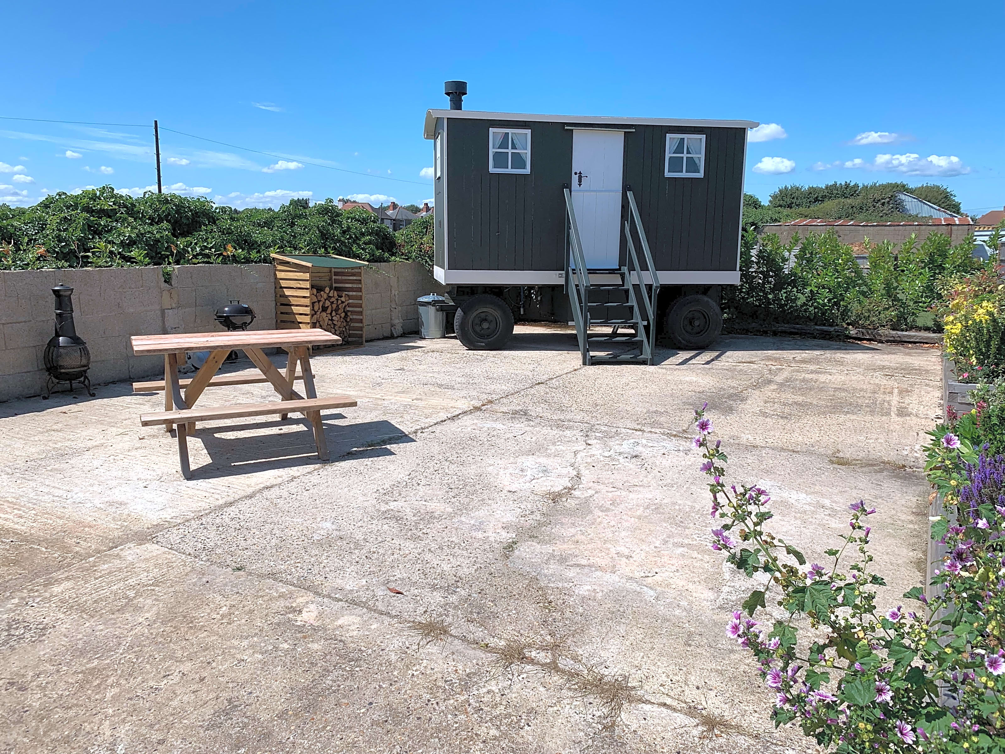Delf Glamping Hut, Sandwich - Updated 2019 prices - Pitchup®