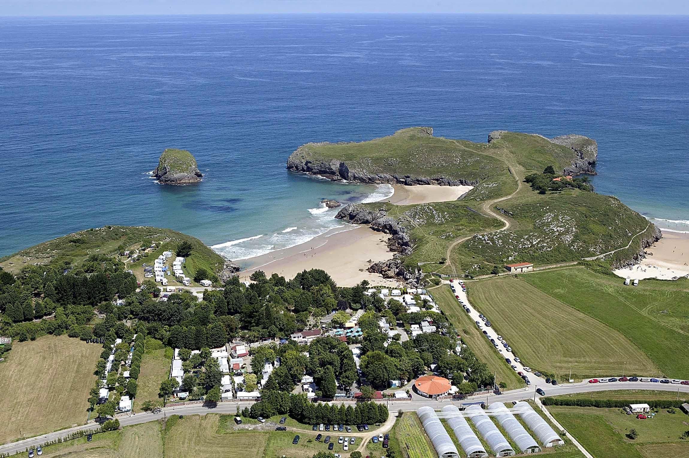 Camping Playa De Troenzo Celorio Pitchup
