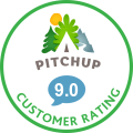 Check out our rating on pitchup.com!