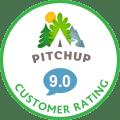 Pitchup badge