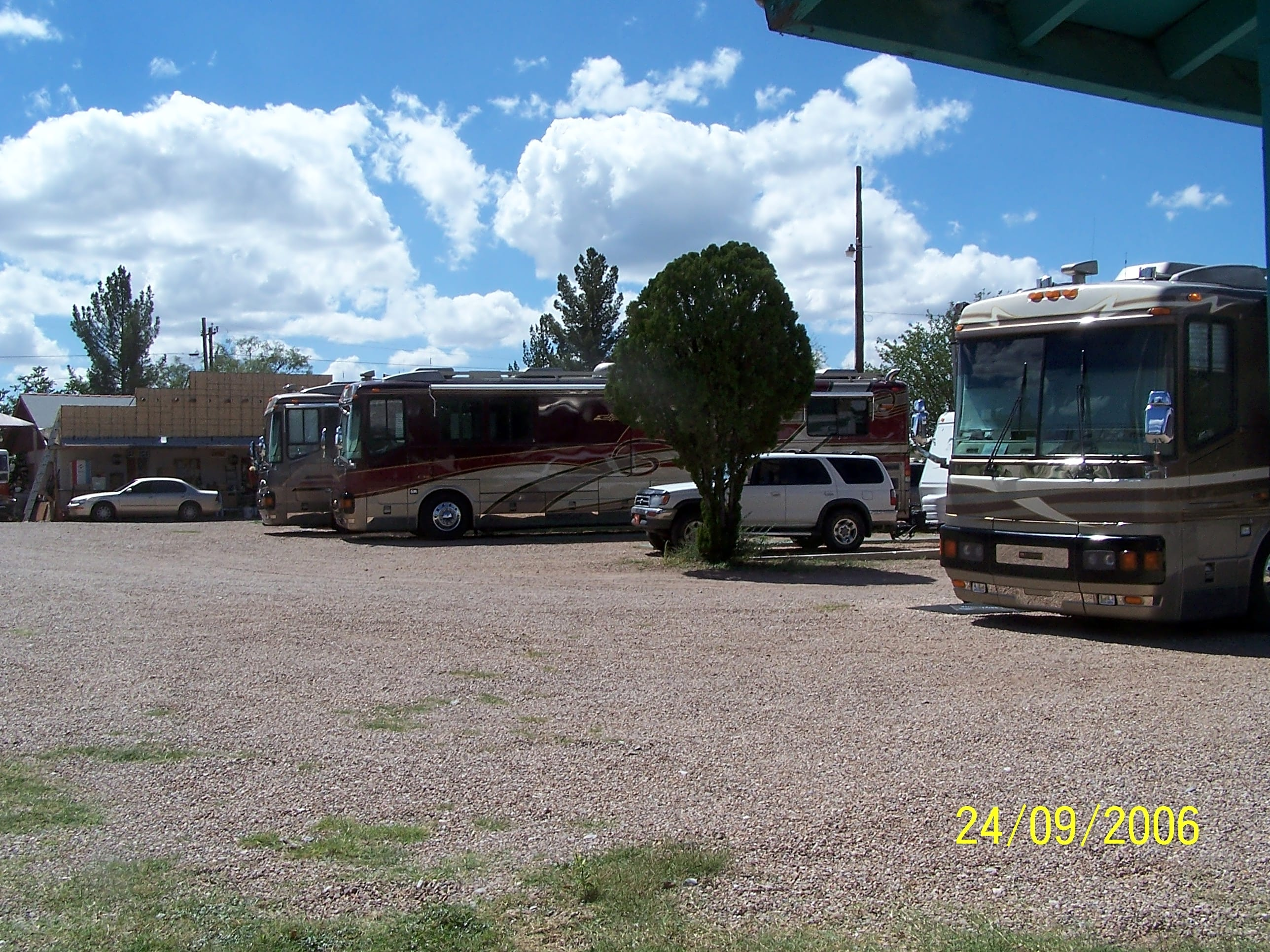 Stampede Rv Park Tombstone Pitchup 174