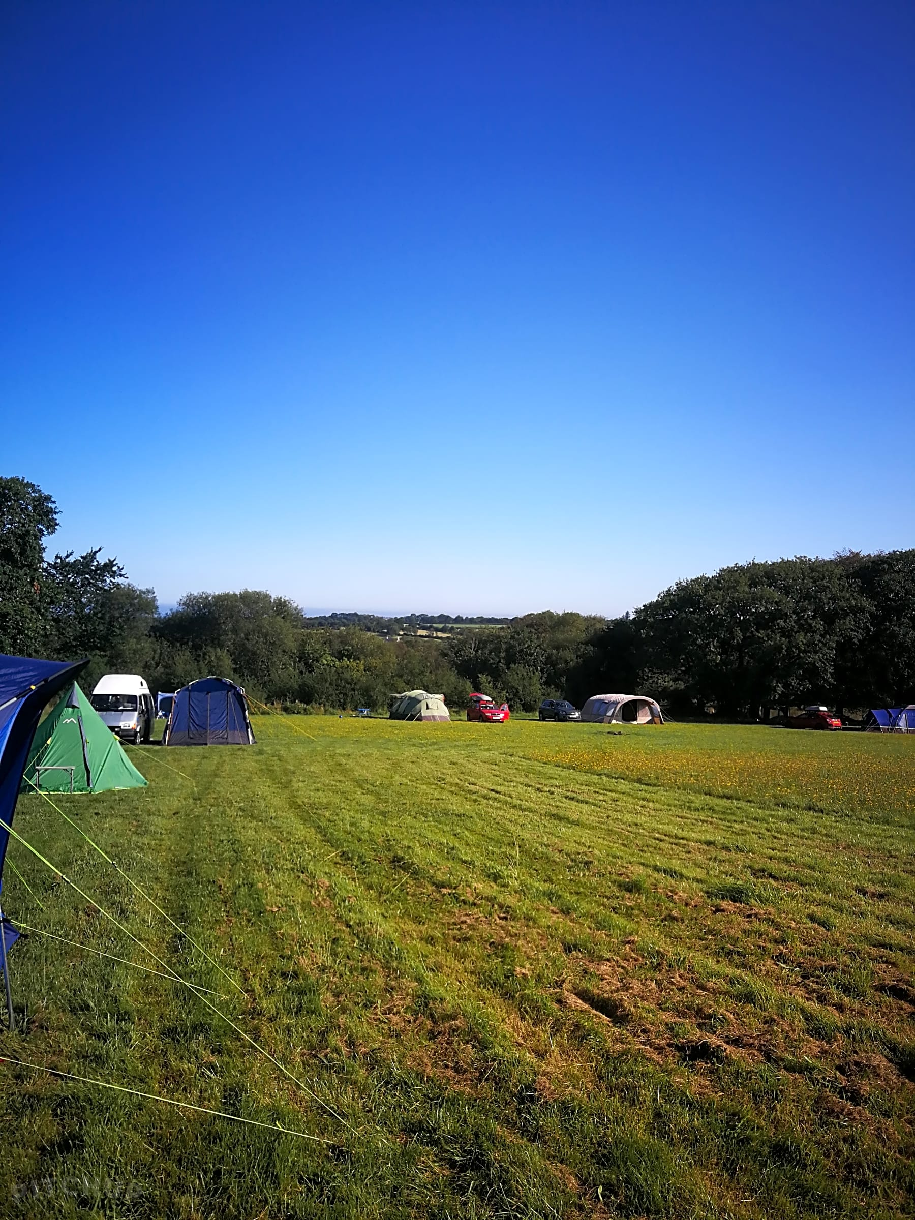 Gellie Liahona Campsite, Plwmp - Updated 2019 prices - Pitchup®