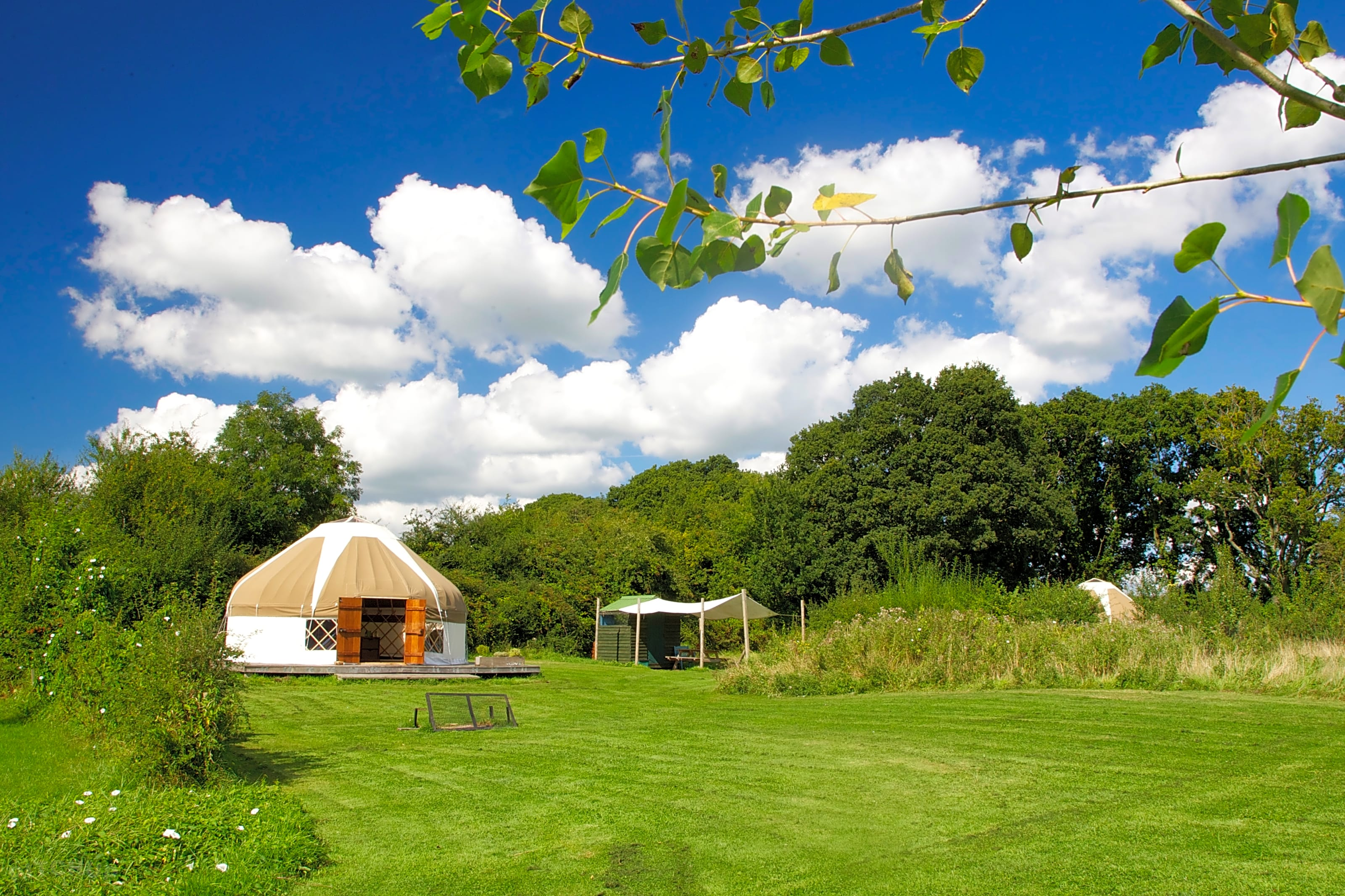 Bloomfield camping poole pitchup - Campsites in dorset with swimming pools ...