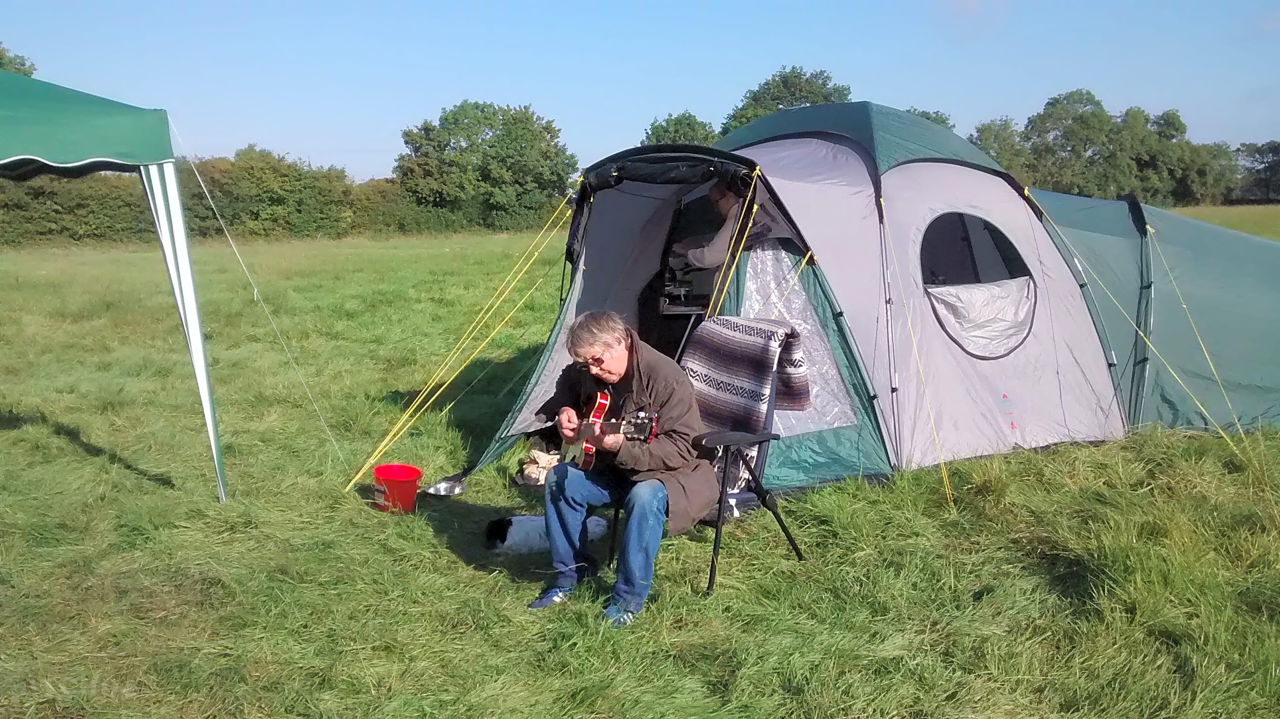 North Beach Caravan and Camping Park, Rush, Dublin