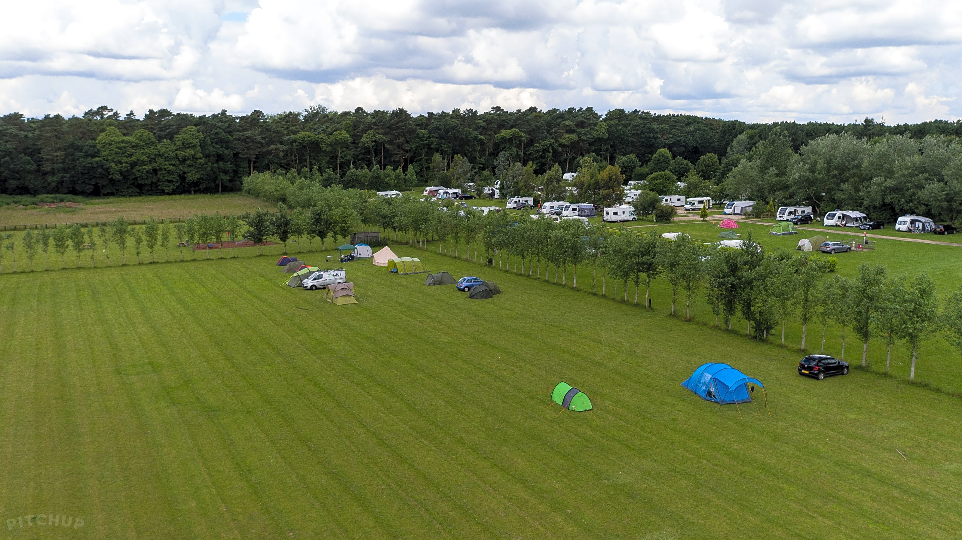 Puddledock Farm Caravan and Camping Site, Thetford - Updated