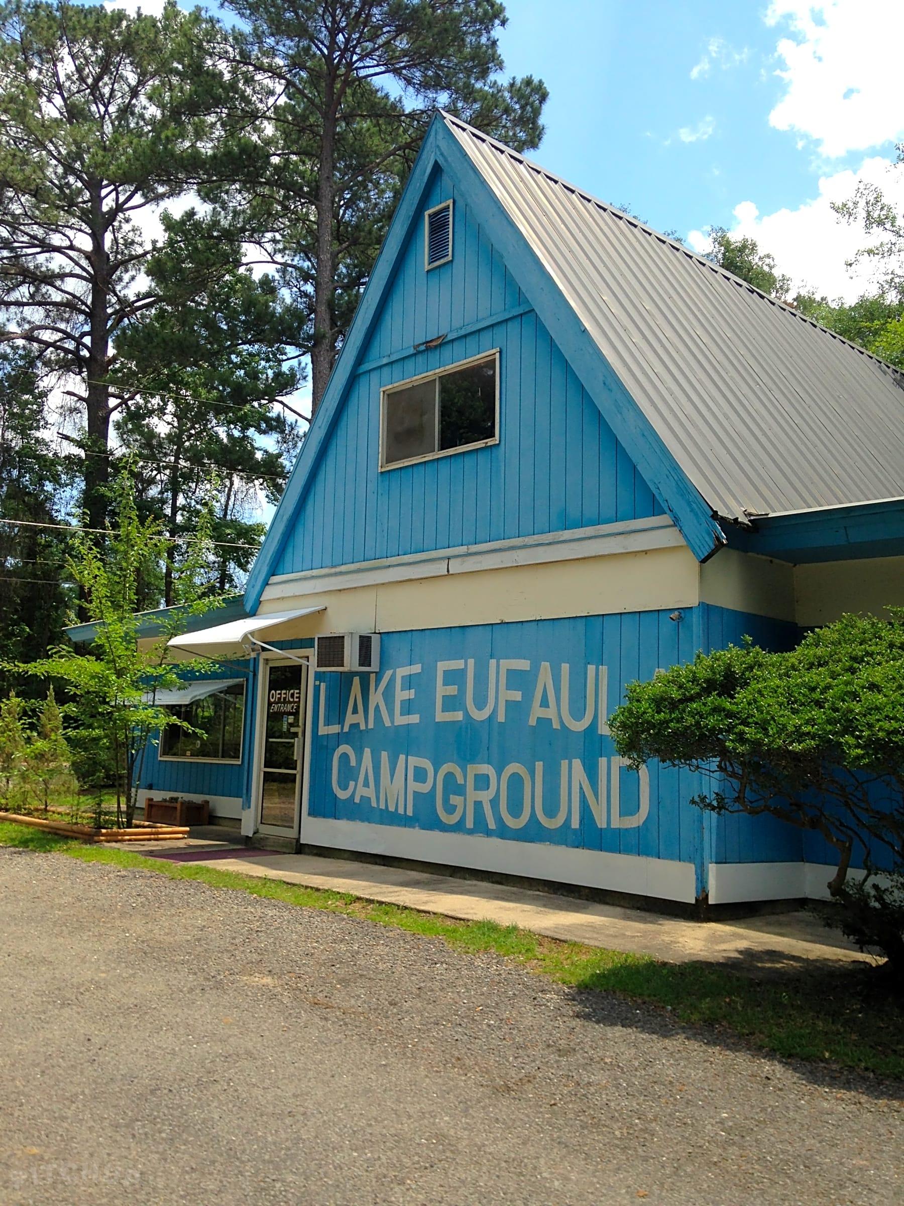 Lake Eufaula Campground, Eufaula Pitchup®