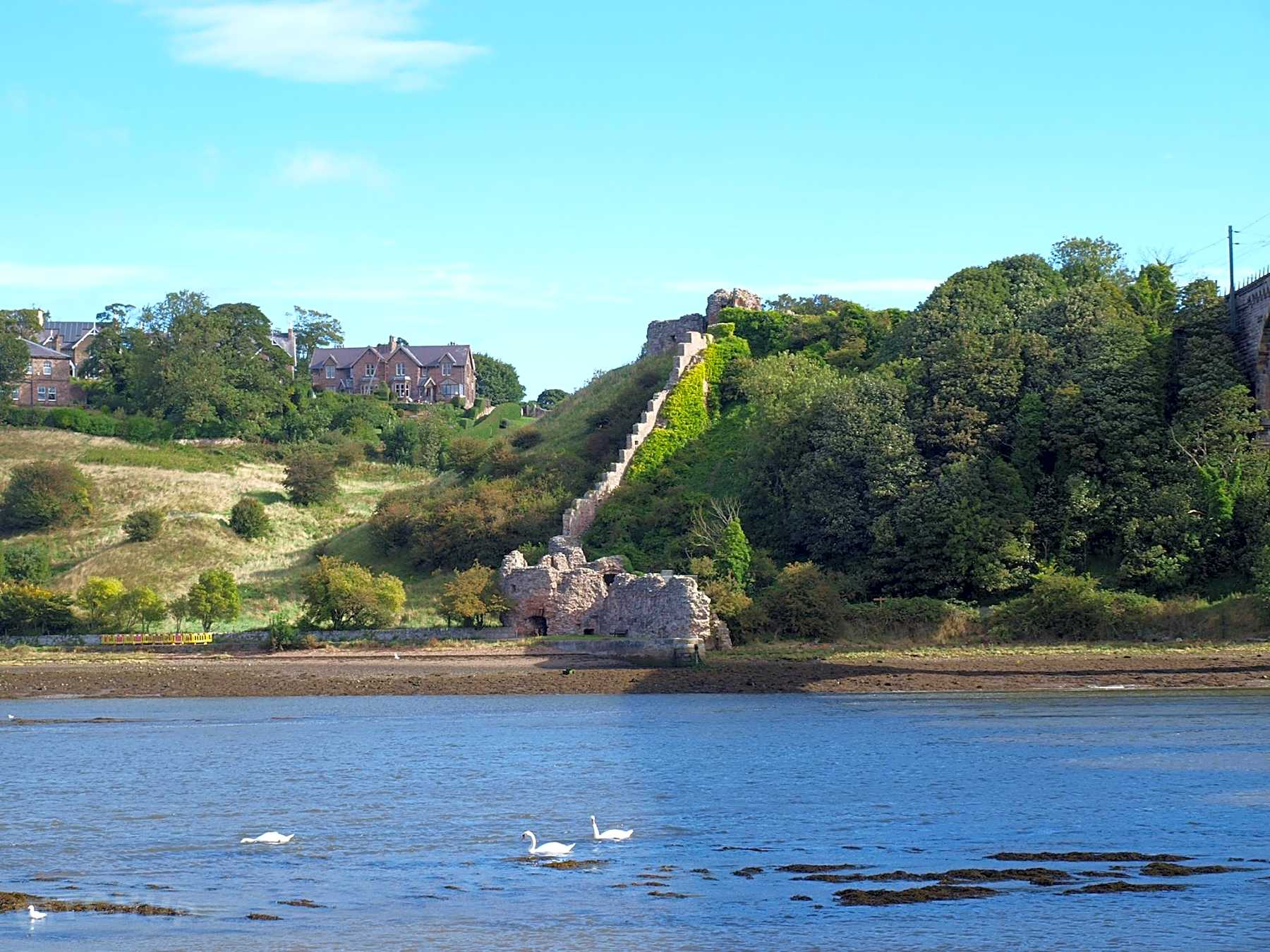 Find Cheap Tent Camping Sites in Bamburgh, Northumberland
