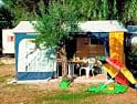 Kempy a rekreační parky v Languedoc-Roussillon