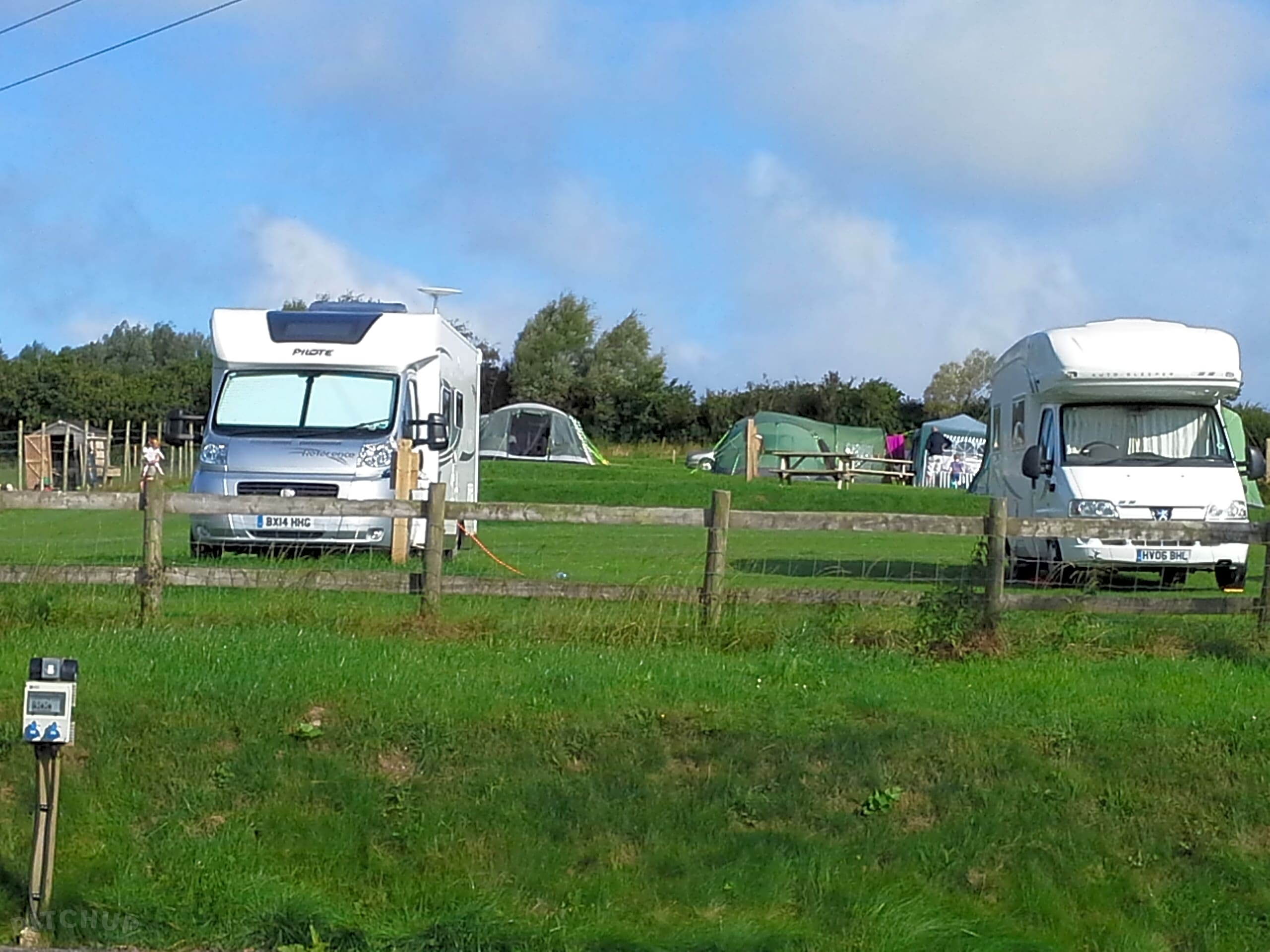 Broad Park Camping Bideford Updated 2019 Prices Pitchup
