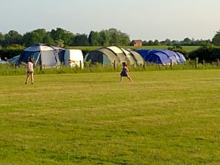 The Croft Campsite, Halesworth, Suffolk